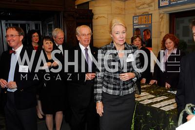 Bob McSweeney, Dorothy McSweeney, Heinz Awards 2011, November 15, 2011, Kyle Samperton