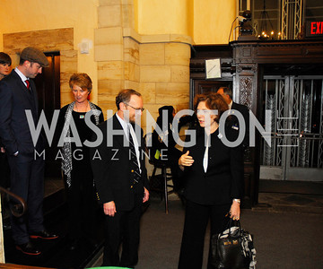 Sandra Steingraber, Ian Chaney, Janine Reyus, Richard Alley, Teresa Heinz, Heinz Awards 2011, November 15, 2011, Kyle Samperton