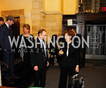 Sandra Steingraber, Ian Chaney, Janine Reyus, Richard Alley, Teresa Heinz, Heinz Awards 2011, November 15, 2011, Kyle Samperton