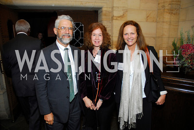John Heldren, Linda Harrar, Kate Carpenter, Heinz Awards 2011, November 15, 2011, Kyle Samperton