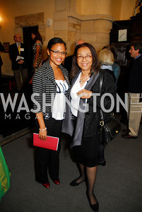 Kelly Malcolm, Shirley Malcolm, Heinz Awards 2011, November 15, 2011, Kyle Samperton