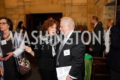 Teresa Heinz, Vartan Gregorian, Heinz Awards 2011, November 15, 2011, Kyle Samperton