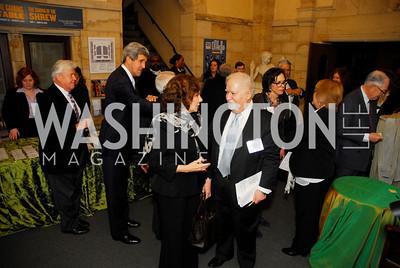 John Kerry, Teresa Heinz, Vartan Gregorian, Heinz Awards 2011, November 15, 2011, Kyle Samperton