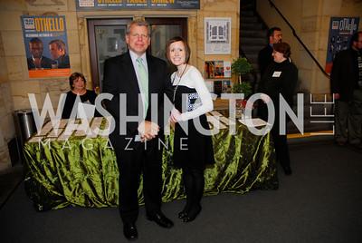 Jeff Krakoff, Taryn Nickolich, Heinz Awards 2011, November 15, 2011, Kyle Samperton