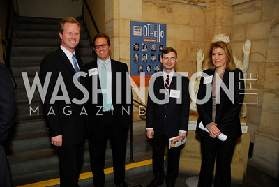 Jason Meininger, Jeremy Bolton, Charlie Richardson, Carole Smith, Heinz Awards 2011, November 15, 2011, Kyle Samperton