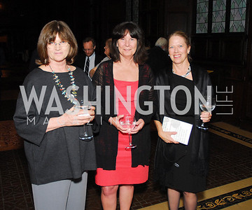 Nancy Knowlton, Nancy Rabalais, Joan Kleypas,Heinz Awards 2011, November 15, 2011, Kyle Samperton