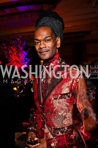 Costume designer Reggie Ray. Helen Hayes Awards After Party. Photo by Tony Powell. JW Marriott. April 25, 2011