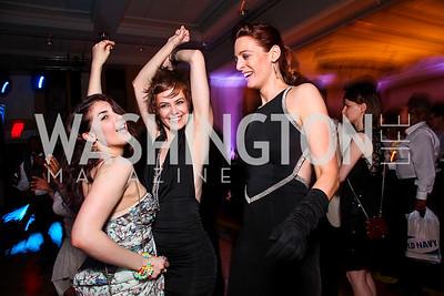 Natalie Berk, Marissa Molnar, Jessica Hansen. Helen Hayes Awards After Party. Photo by Tony Powell. JW Marriott. April 25, 2011