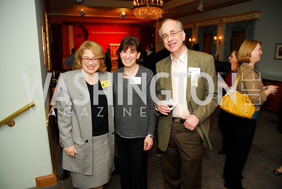Linda Levy Grossman, Carole Winter, Bob Winter, February 2, 2011, Helen Hayes Nominations, Kyle Samperton