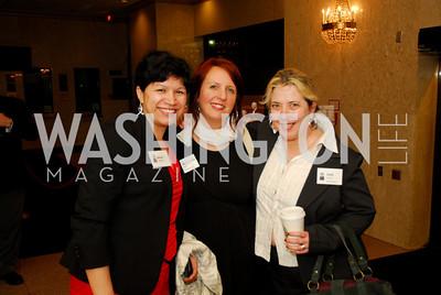 Selana Anquiano, Wyckham Avery, Deb Randall, February 2, 2011, Helen Hayes Nominations, Kyle Samperton