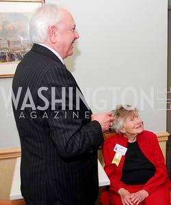 Rick Todesco, Jaycee Mead, February 2, 2011, Helen Hayes Nominations, Kyle Samperton