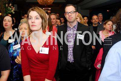 Kevin Bradley, February 2, 2011, Helen Hayes Nominations, Kyle Samperton