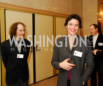Lisa Hudsoll, February 2, 2011, Helen Hayes Nominations, Kyle Samperton