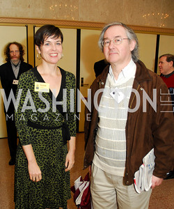 Renee Calavco, Rick Kaster, February 2, 2011, Helen Hayes Nominations, Kyle Samperton