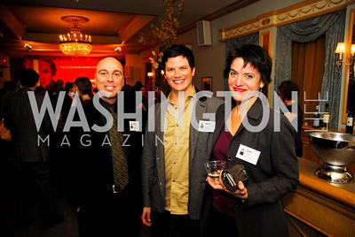 Rick Hammerly, John Moletress, Lisa Hodsoll, February 2, 2011, Helen Hayes Nominations, Kyle Samperton