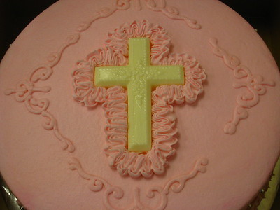 Holy Communion Baptism cakes