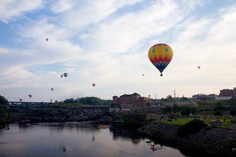 19th Great Falls Balloon Festival