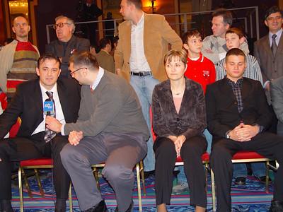 Ekipa godine 2004. - Sportske novosti