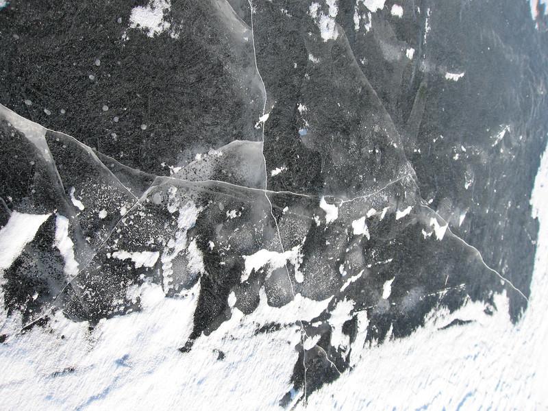 12 Ice detail II