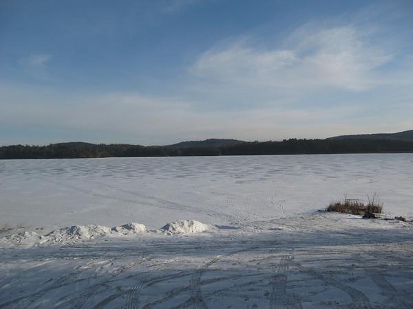 Shelburne Pond
