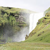 Skógafoss, Forest Waterfalls, South Iceland.