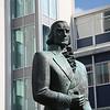 Statue in Reykjavik