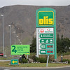 A bit of Americana in Iceland, Route 66 and Quiznos at the Oli's gas station in Selfoss.