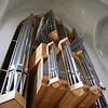 Hallgrimskirkja Church organ pipes, Reykjavik