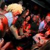 Patrons dance the night away during the Bacaro Venetian Tavern Disco Night on April 16, 2010.<br /> Cliff Grassmick / April 16, 2010