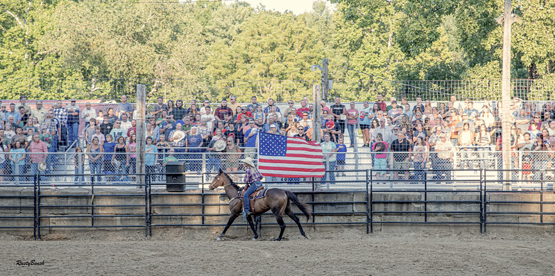 Brown County Rodeo 2AUG19-20
