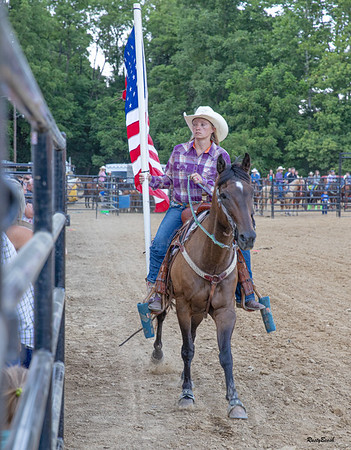Brown County Rodeo 2AUG19-21