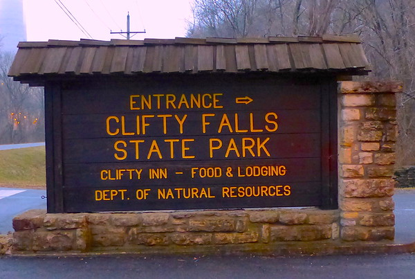 Clifty south entrance