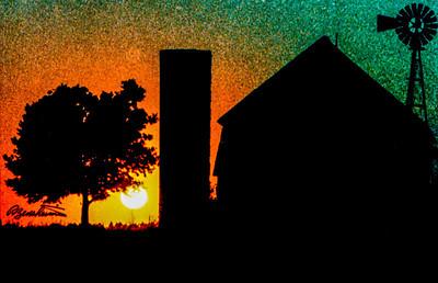 Barn-Sunset-3