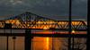 31 bridge sunset