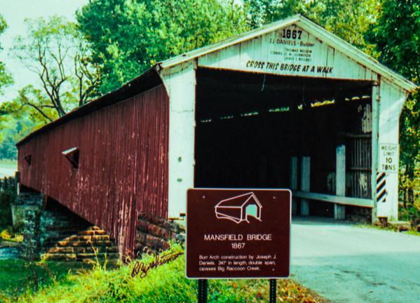 Mansfield-Bridge