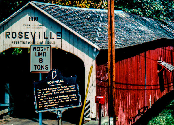 Roseville-Bridge