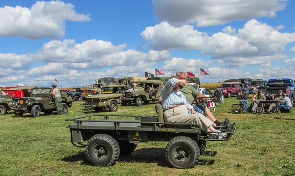 Military Mechanical Mule.