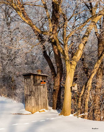 EEL River Outhouse