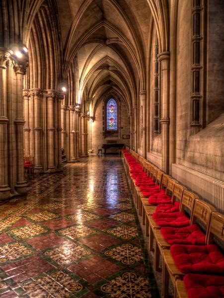 Inside Christ Church