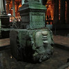 My favourite part of the Basilica Cistern, which is my favourite part of Istanbul.