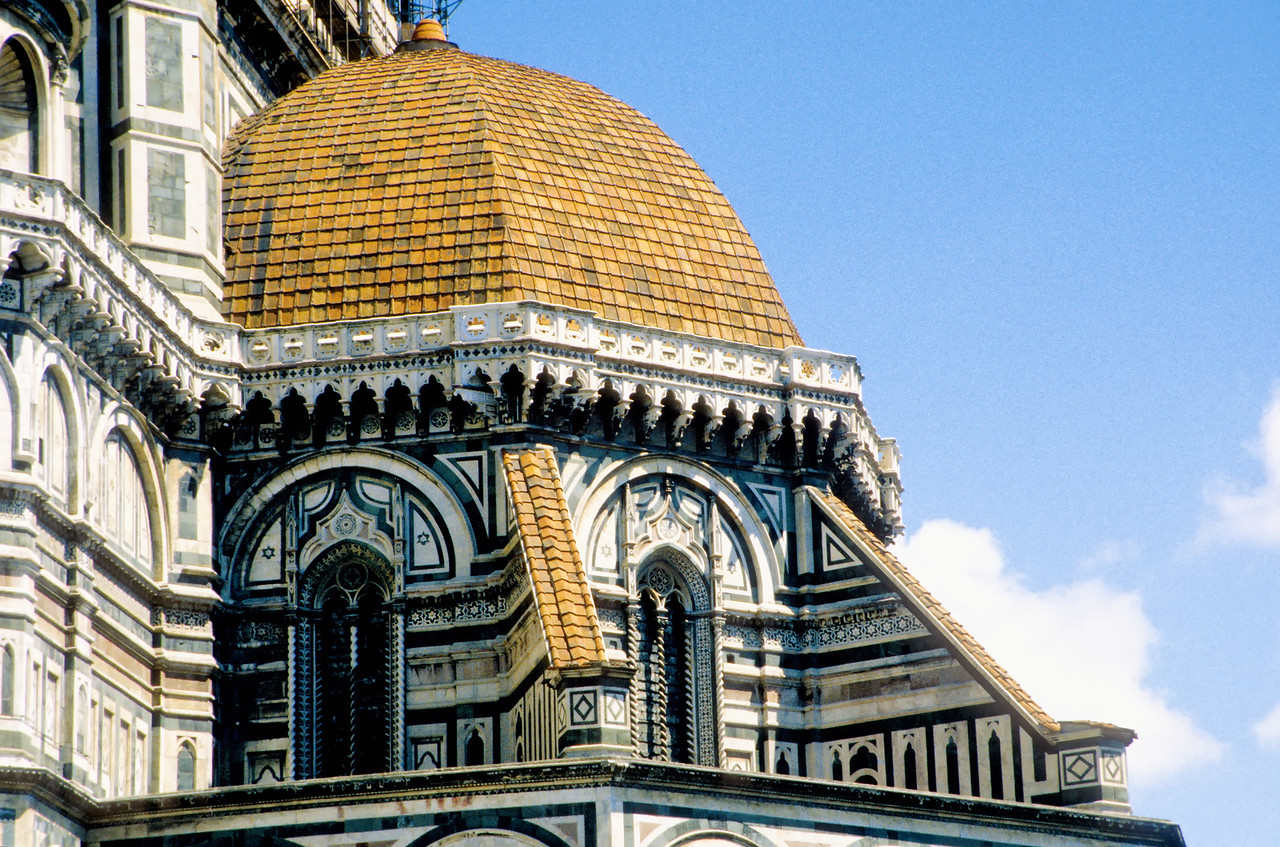 State of the art architecture - Il Duomo - Florence, Italy