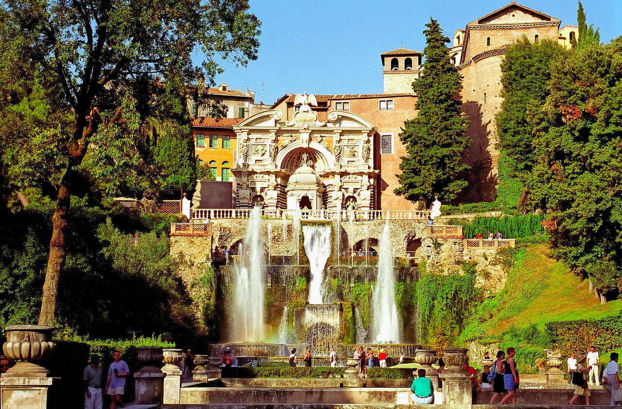 Tivoli Gardens - Italy