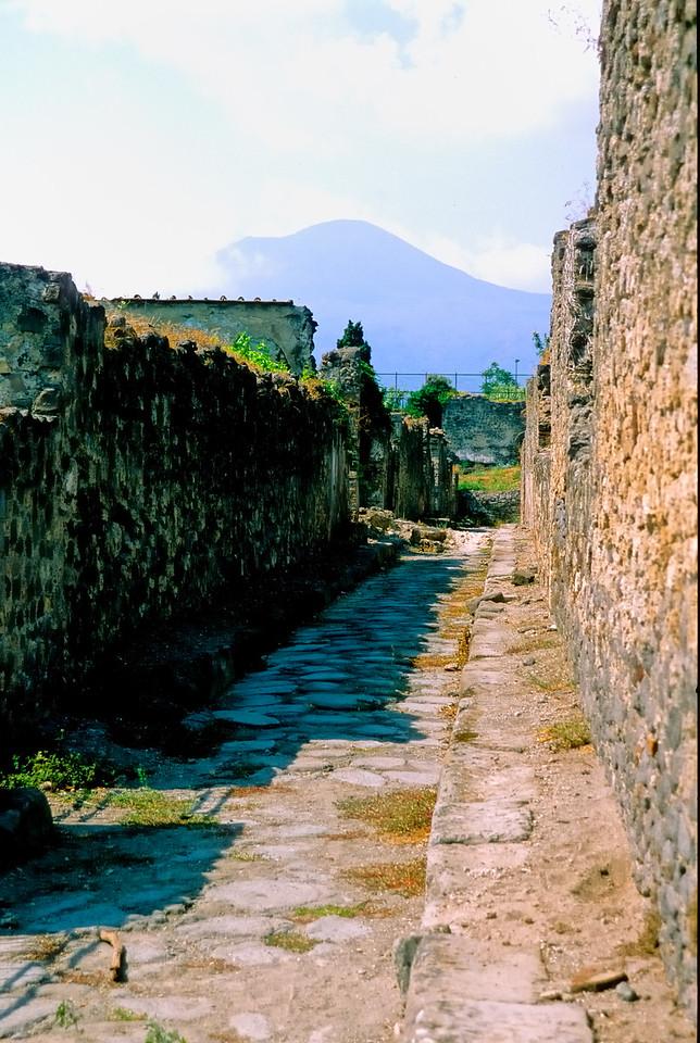 Pompeii and Vesuvius - Pompeii, Italy