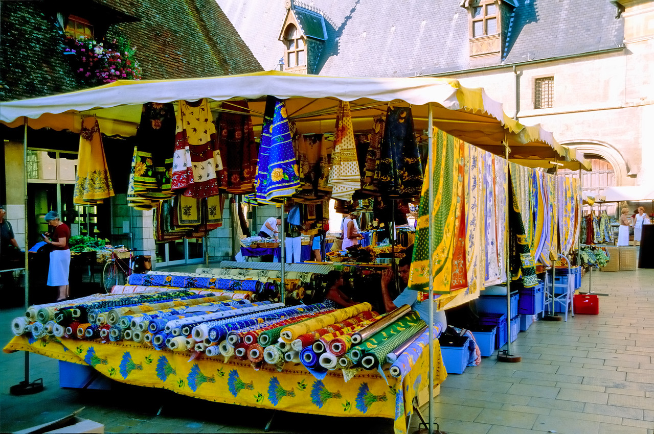 Town market - Northern Italy