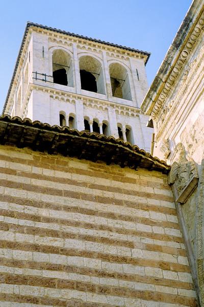 Detail - Basilica di San Francesco - Assisi, Italy