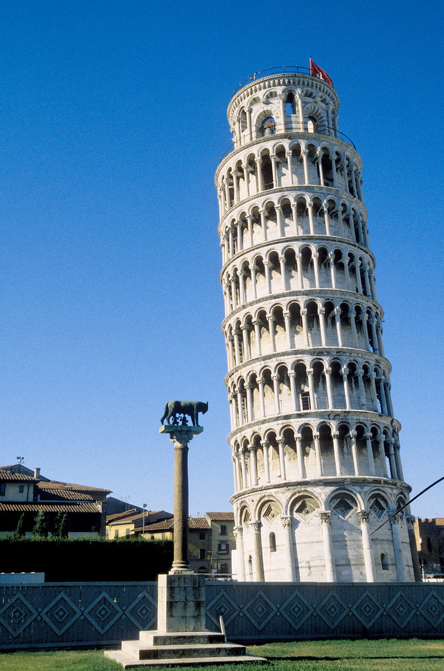 Leaning Tower - Pisa, Italy