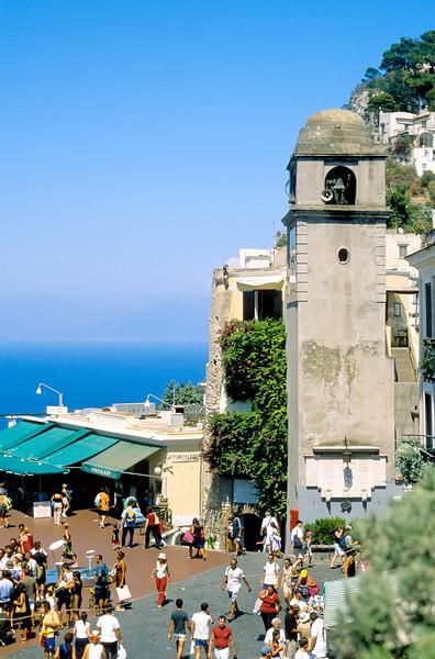 Harborside - Capri, Italy
