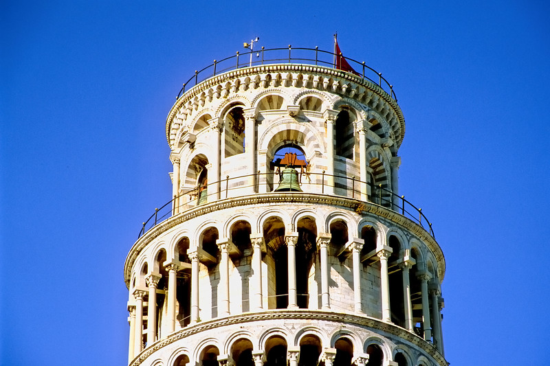 Leaning Tower of Pisa - Pisa, Italy