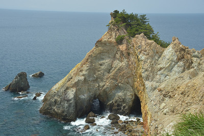 Izu Koganezaki (Golden point 黄金崎)