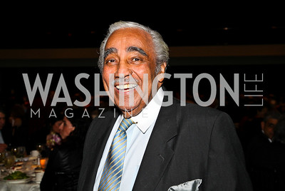 Ney York Rep. Charles Rangel. J Street Gala Dinner. Photo by Tony Powell. Convention Center. February 28, 2011